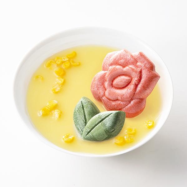 スープ :コーンポタージュ