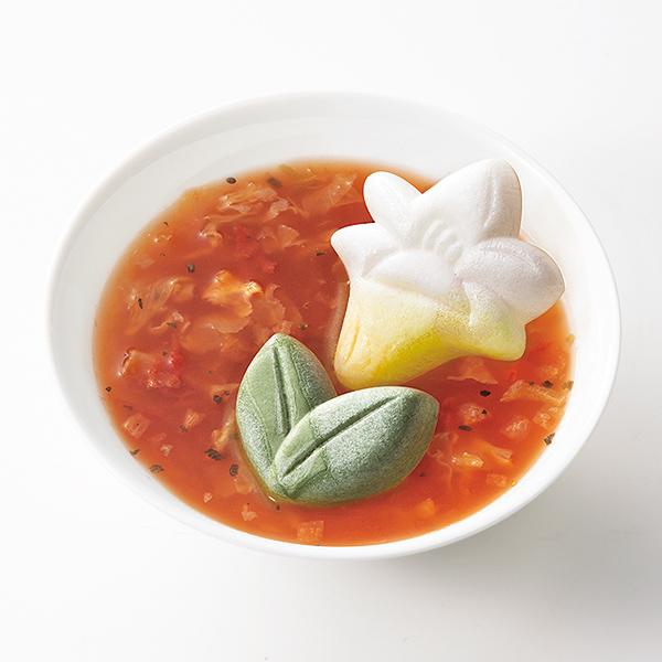 スープ :トマト