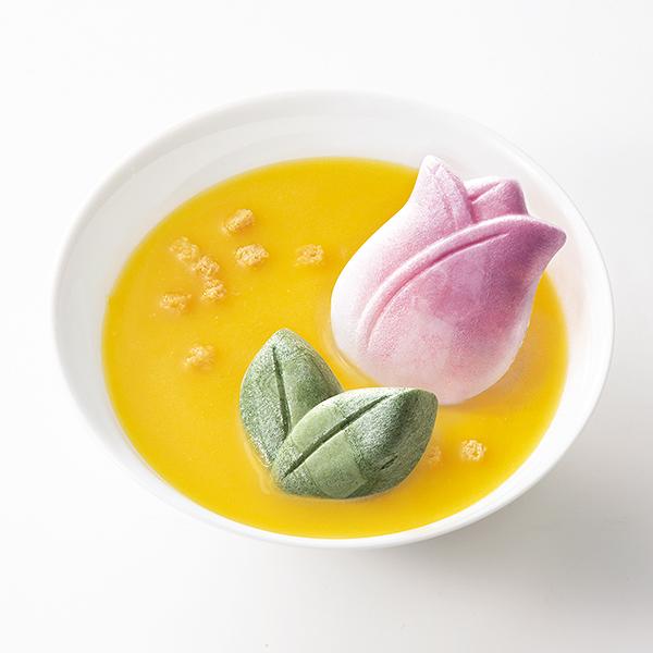 スープ :パンプキン