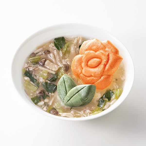 スープ :豚ときのこ