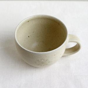信楽焼マグカップ