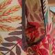 おしゃれ&かわいい★大容量エコバッグ(5柄)マチ無し・幅広持ち手・ナイロン製【ネコポス対象商品】
