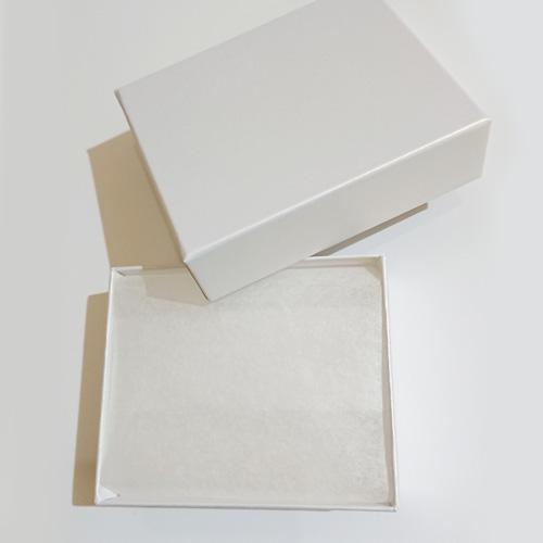 【220円ラッピングセット】アクセサリー用/フェザーケース・リボンのセット/当店で990円以上のアクセサリーと同時購入の方限定