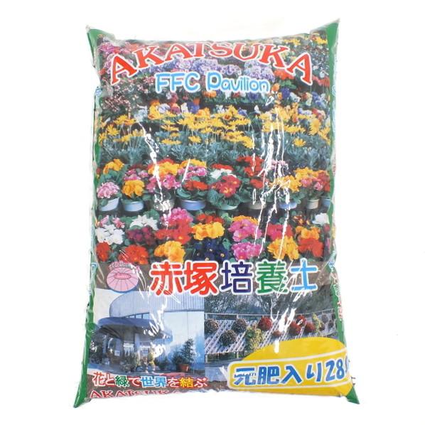 赤塚培養土 28L入り 3袋セット