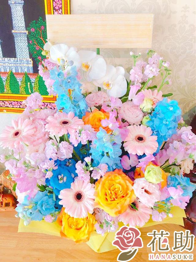 お祝いアレンジメント花 10000円