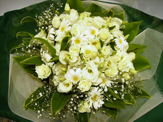 お祝い花束 11000円