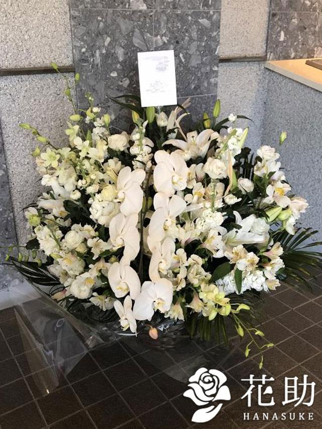 胡蝶蘭入りアレンジメント花 20000円
