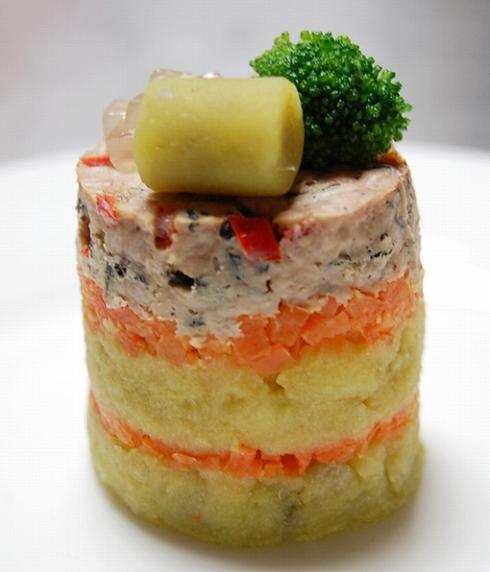 豚肉とさつま芋のテリーヌ(2個入)