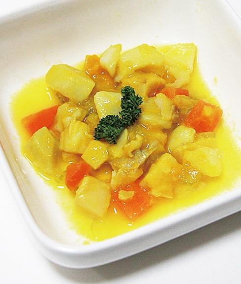 ウコン入り☆鱈のシーフードカレー(2袋入)
