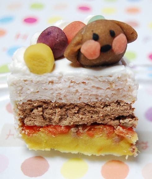 中・大型犬用☆ハッピーミート【お肉のケーキ】