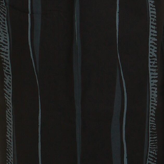 【浴衣 メンズ レンタル】ゆかたレンタル 3点セット☆浴衣・帯・下駄☆nt-my108 黒グレー/縞かすり