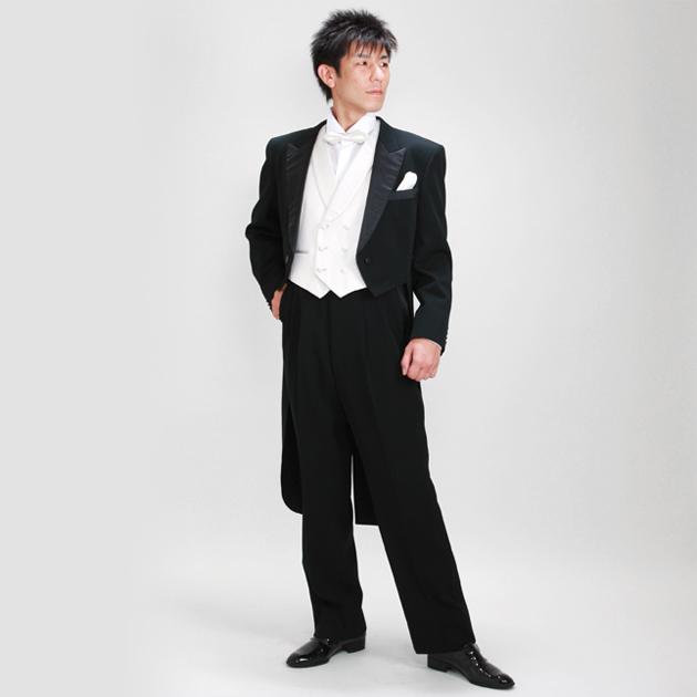 タキシード レンタル 【ピエールバルマンエンビ レンタル】新郎 結婚式 nt002