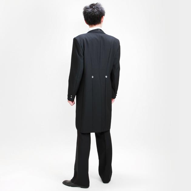 タキシード レンタル 【黒エンビ レンタル】新郎 結婚式 nt001