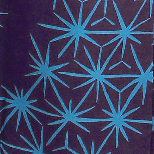 【浴衣 メンズ レンタル】ゆかたレンタル 3点セット☆浴衣・帯・下駄☆nt-my112 紫系麻葉