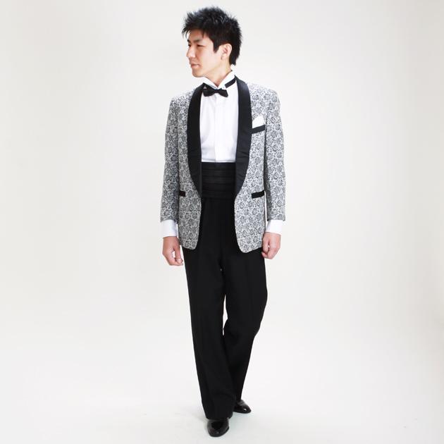 【タキシード レンタル】XS・Sサイズ/〜168cm/グレー パーティ 演奏会 1033s