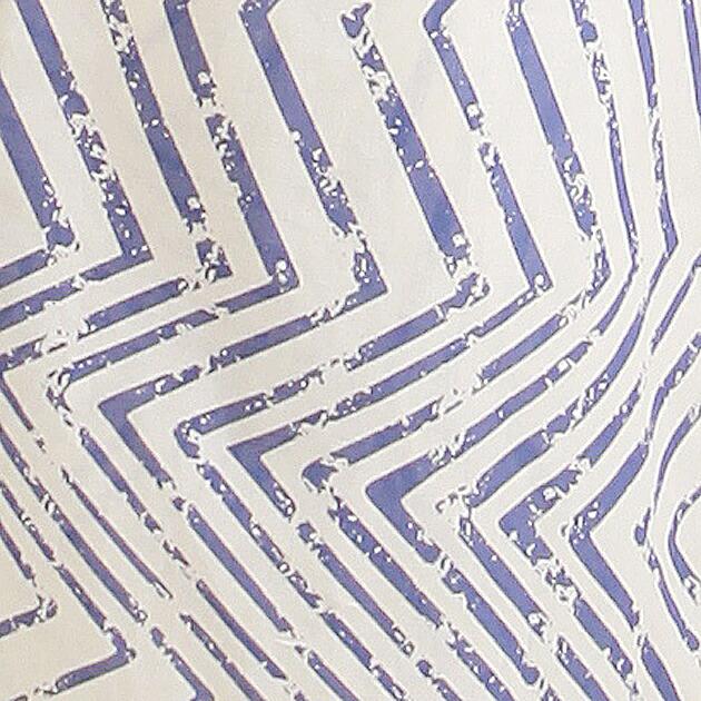 【浴衣 メンズ レンタル】ゆかたレンタル 3点セット☆浴衣・帯・下駄☆nt-my113 白地幾何学
