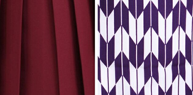 袴 レンタル 女の子/5〜7歳 七五三着物 7歳 七五三着物7歳 紫色/矢絣 卒園式 結婚式 NT-201