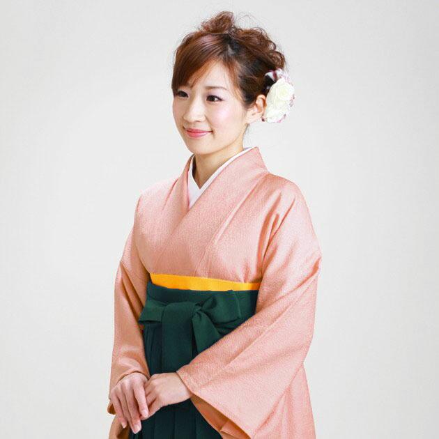卒業式 袴 レンタル 肌色 身長〜160cm,7号〜13号 NT-muji67
