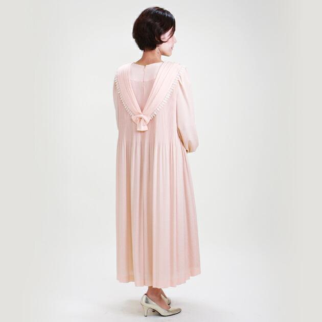 レディースドレス レンタル 9-13号 ピンク ワンピース 151417