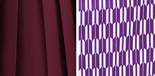 袴 レンタル 女の子/5〜7歳 七五三着物 7歳 七五三着物7歳 紫色/矢絣 卒園式 結婚式
