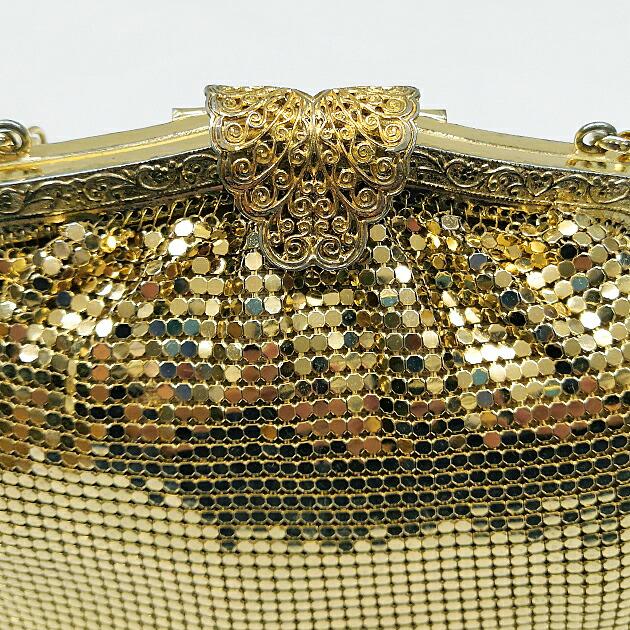 パーティーバッグ レンタル ゴールド 金 結婚式 フォーマル パーティー bo20-003