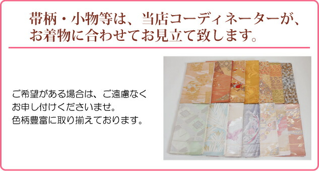 色無地 レンタル 袷 10月〜5月向け 紫色 着物 一つ紋 お茶会 入学式 卒業式 NT-94