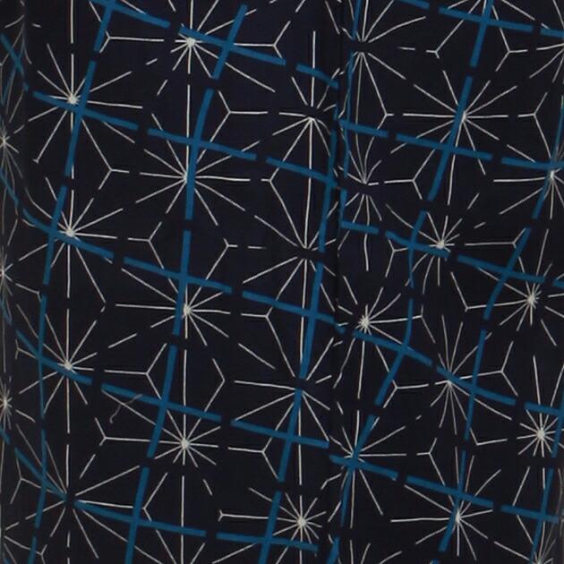 【浴衣 メンズ レンタル】ゆかたレンタル 3点セット☆浴衣・帯・下駄☆nt-my105 紺/麻葉