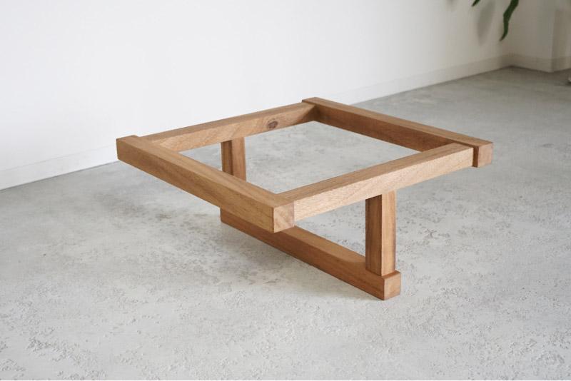 テーブル ダイニング用 木製脚 脚のみ 【55,000円(税込)】