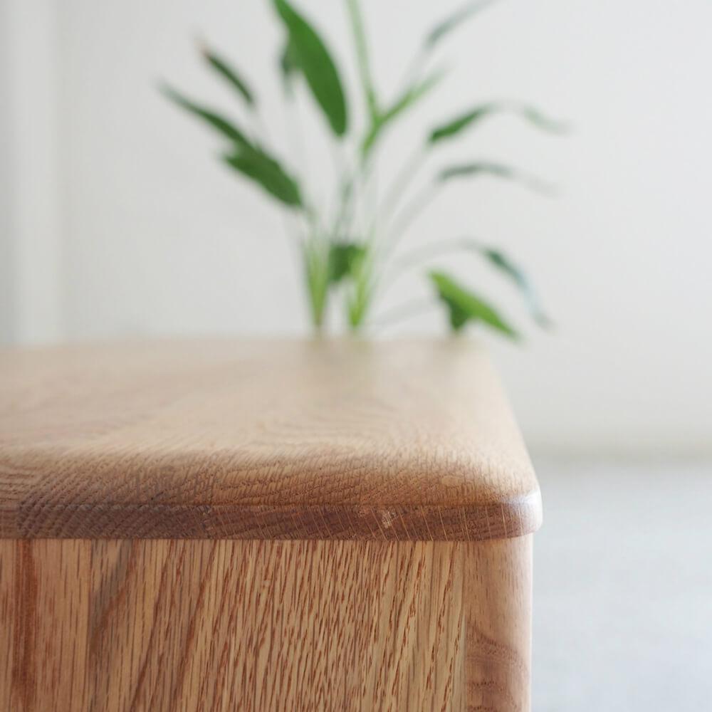 リビングテーブル  Ople オプレ (ライト)幅 110cm オーク  【62,700円(税込)】