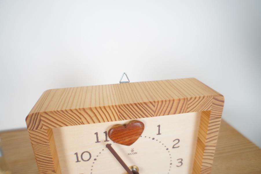 ハートフル時計