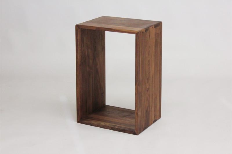 rupo ルポ (ウォールナット) ボックス 幅 40cm(小)・60cm(中)・80cm(大)