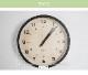 muku round wall clock8 電波時計