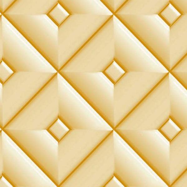 壁紙 3Dクロス キルティング柄 エンボス加工 53cm×10m [NWP906A]