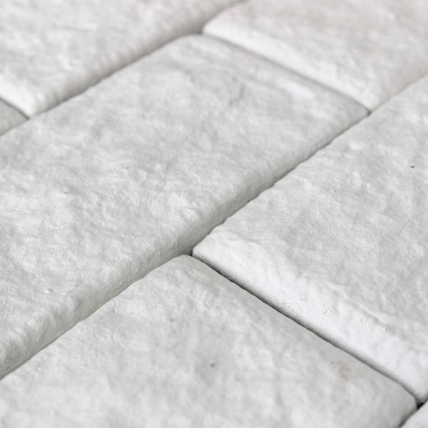 エコブリック ホワイト Sサイズ 12枚セット 【NC-NEB006S12】