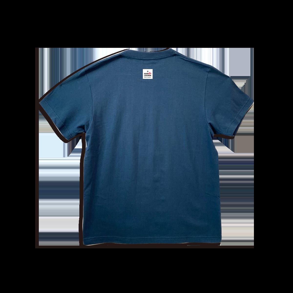 Tシャツ 大人用 スレート