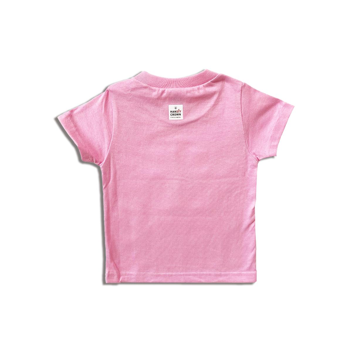 Tシャツ 子供用 ピンク