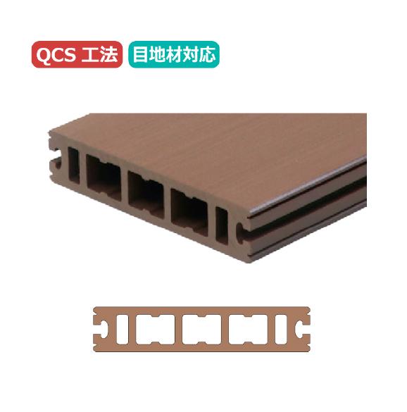 フラットデッキ材 30-145開 L=3000