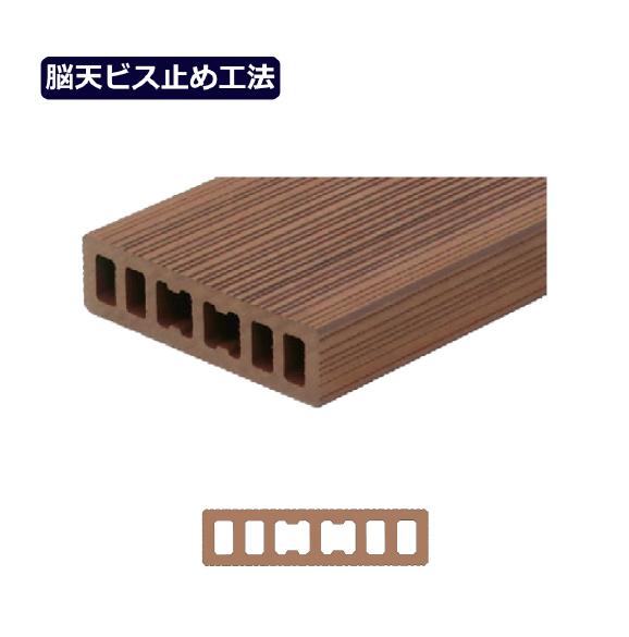デッキ材 25-95閉 L=2000