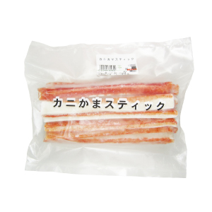 【冷凍】かまぼこ・カニカマスティック500g(のり巻き用)