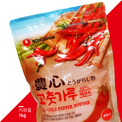 【農心】農夫の心唐辛子/調味用/1Kg