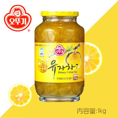 【オットギ】三和 ゆず茶(蜂蜜含有)1kg