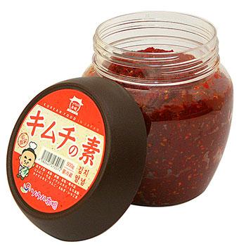 【ソウル市場】キムチの素500g(冷蔵)/自社製