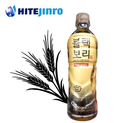 【ハイトジンロ】黒麦茶 ブラックボリ520ml
