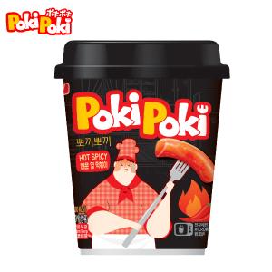 ポキポキスパイシー/激辛カップトッポギ 120g(賞味期限:21.10.22)