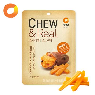 【清浄園】CHEW&Real焼きいも/60g/さつまいも100%