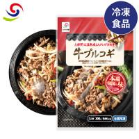 【冷凍】ソウル市場牛プルコギ300g*1人前