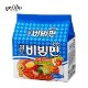 【パルト】ビビム麺 即席中華麺 130g×5袋
