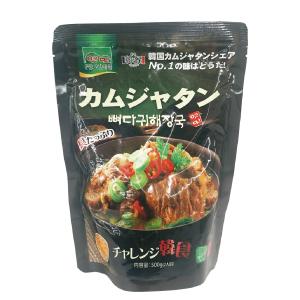【故郷食品】カムジャンタン・レトルト500g(2人前)