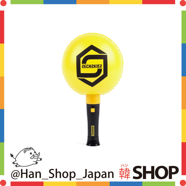 【SECHSKIES】ジェクスキス Official Light Stick 公式ペンライト