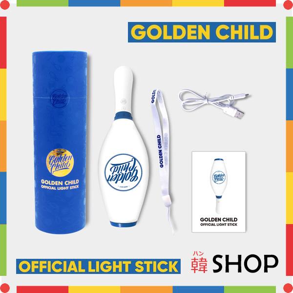 【GOLDEN CHILD】 ゴールデンチャイルド 公式ペンライト OFFICIAL LIGHT STICK